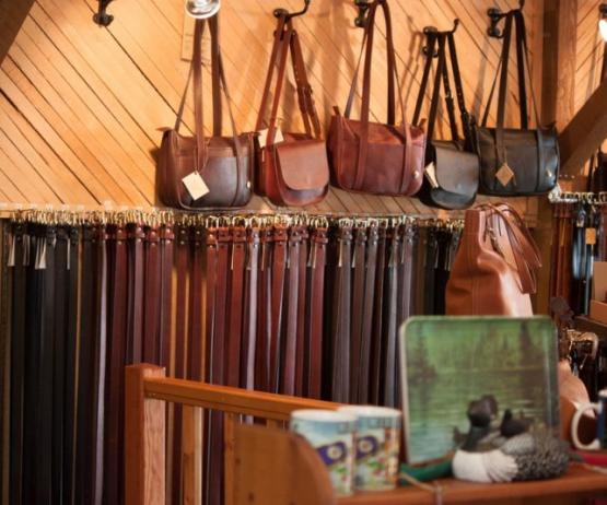 Leather Works At Anza Uganda